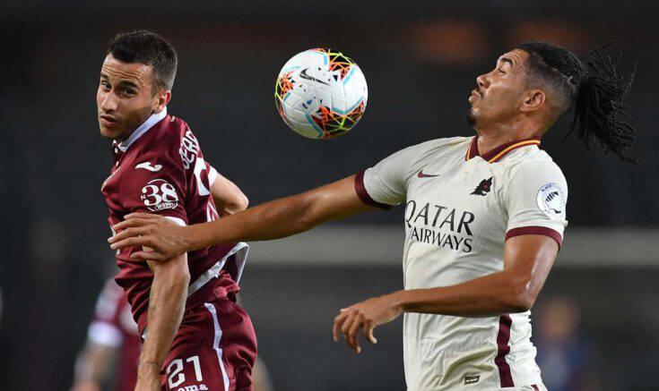 Calciomercato Roma Smalling