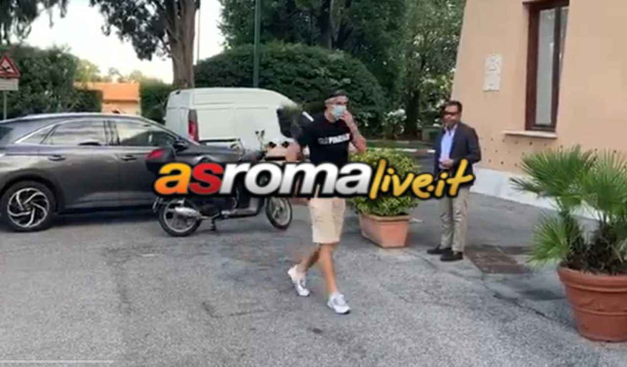 Roma infortunio Zaniolo operazione