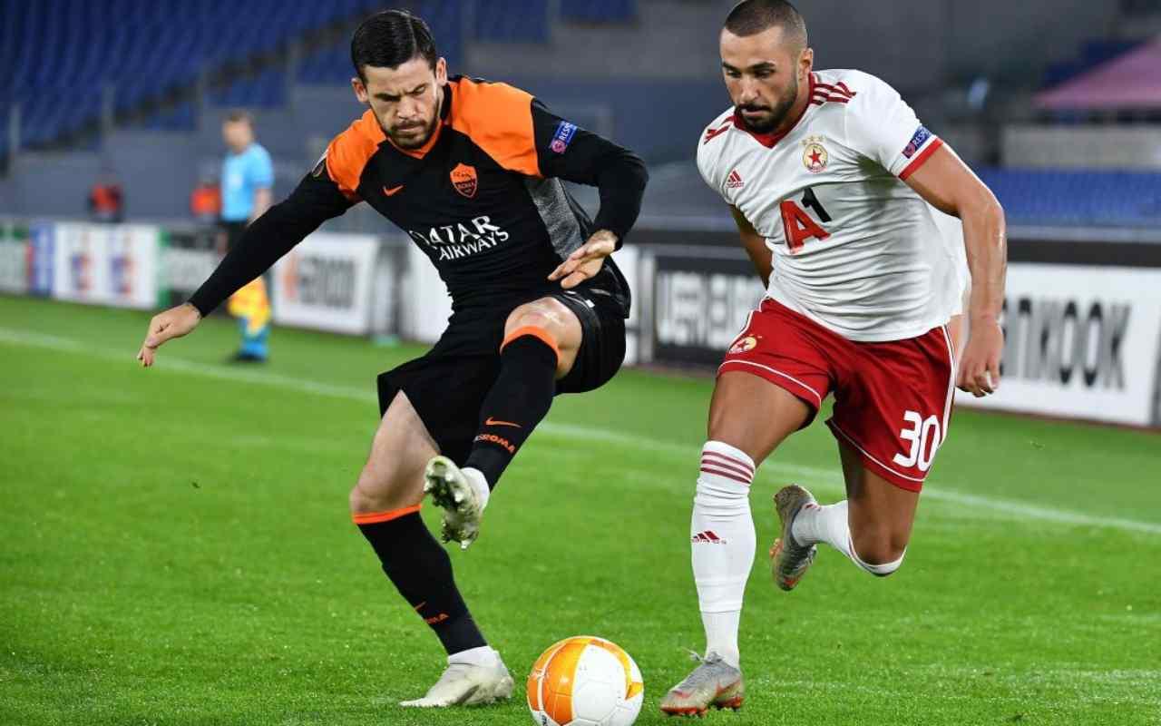Calciomercato Roma Perez Locatelli