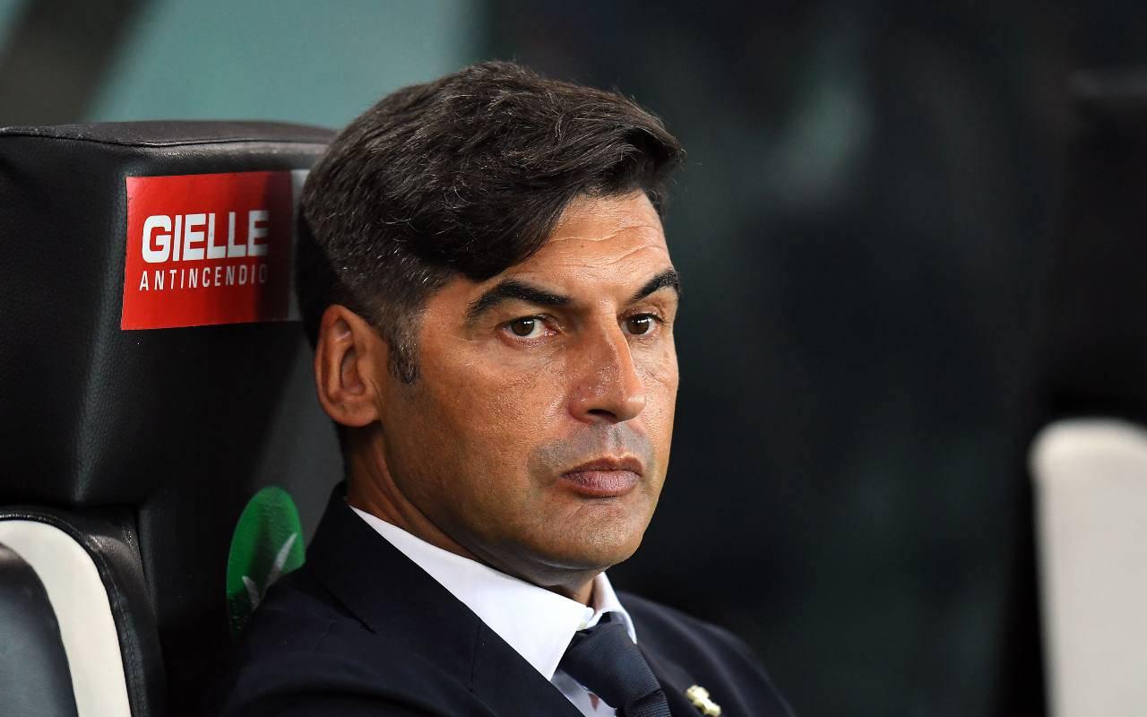 Calciomercato Roma Fonseca Sarri