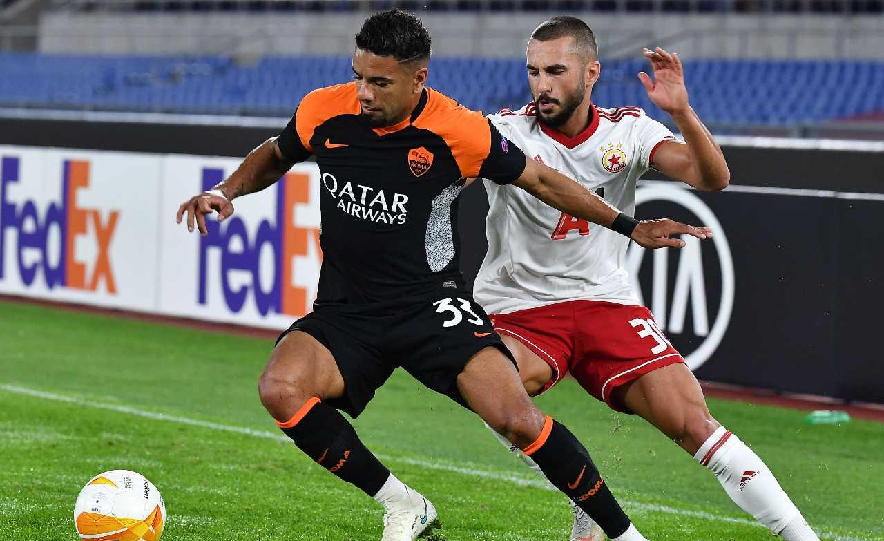 Voti Roma CSKA Bruno Peres