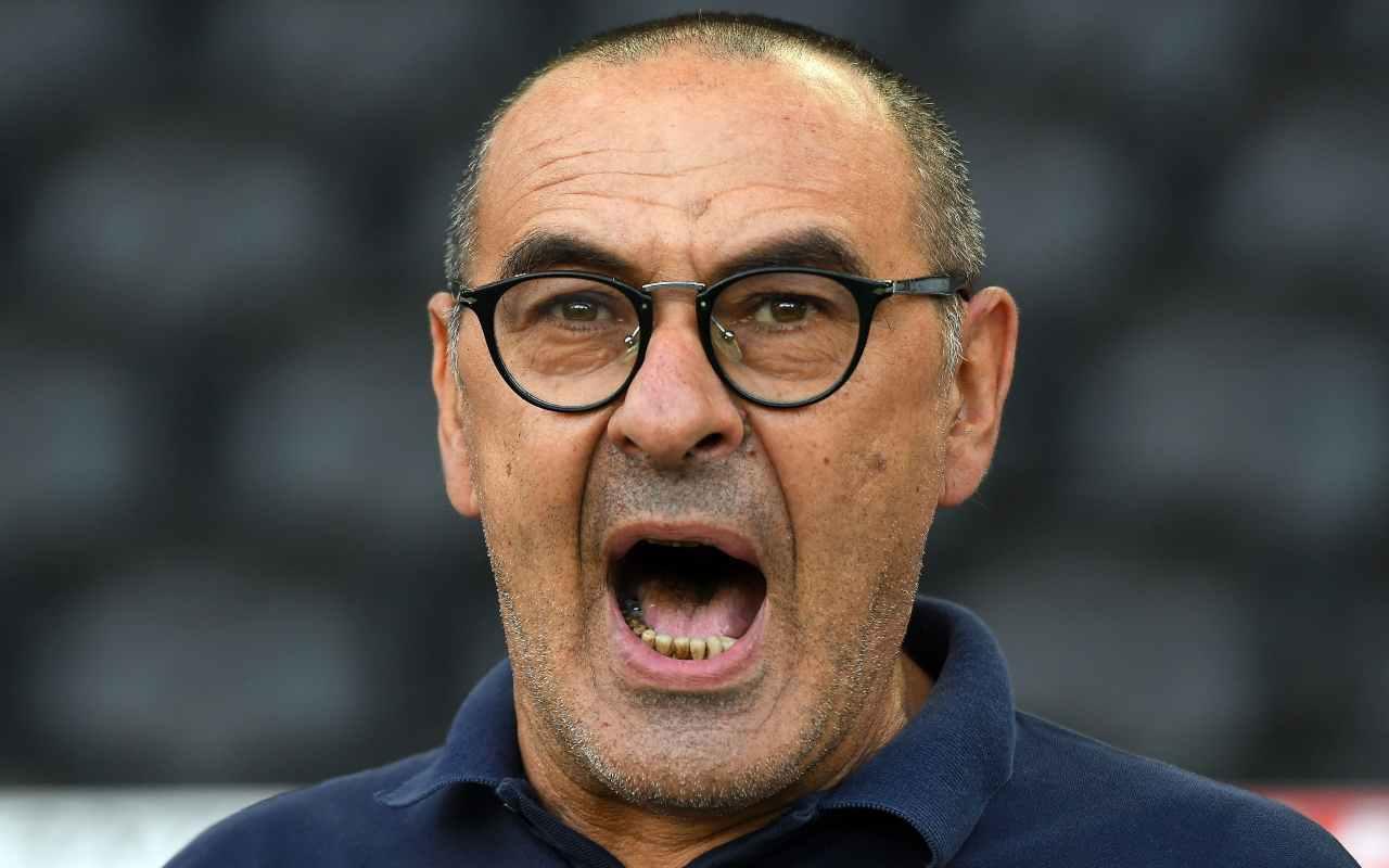 Calciomercato Roma, contatto con Sarri: il retroscena su Paratici