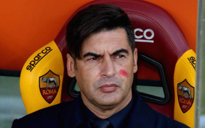 Paulo Fonseca Roma Parma