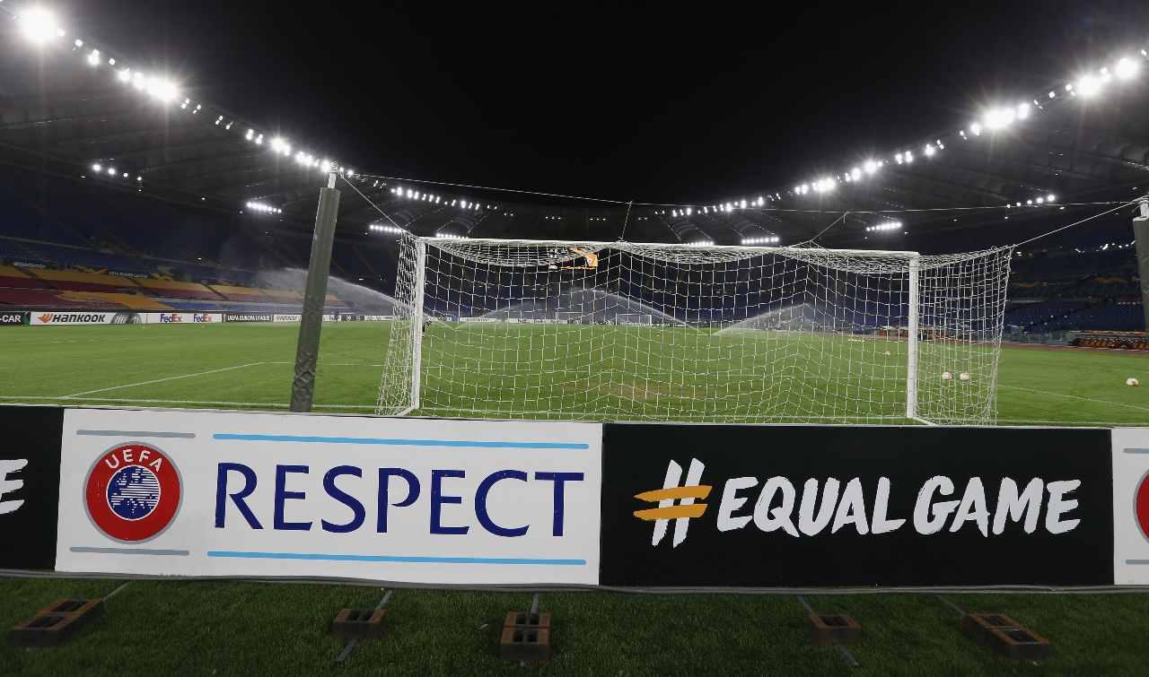 Calciomercato Roma Europa League