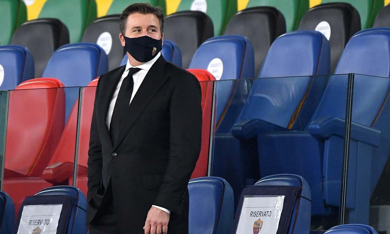 Calciomercato Roma, Ribalta nuovo obiettivo come DS
