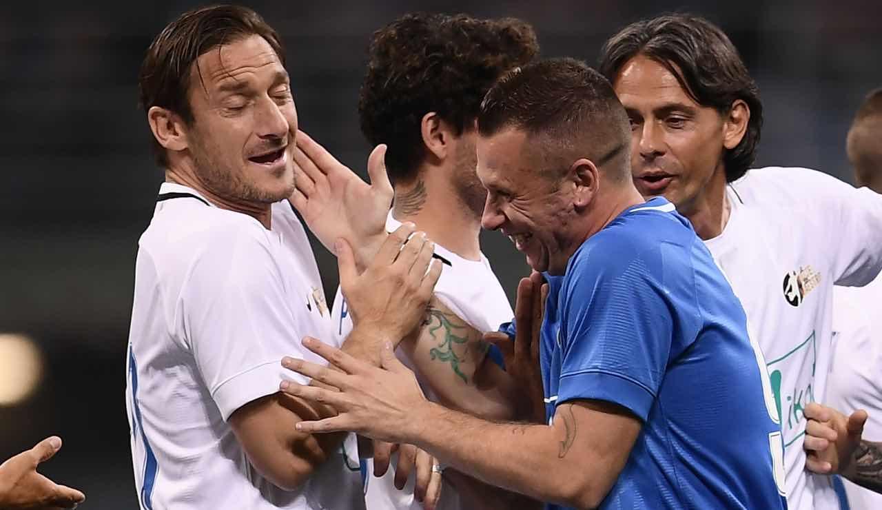 Roma, Cassano si è schierato con Fonseca