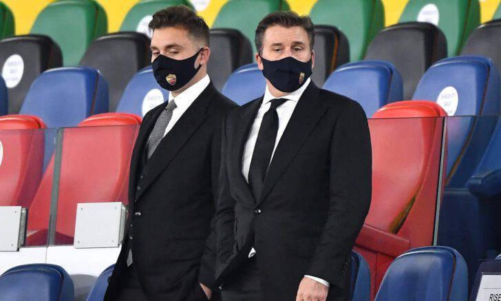 Dan e Ryan Friedkin debiti Roma