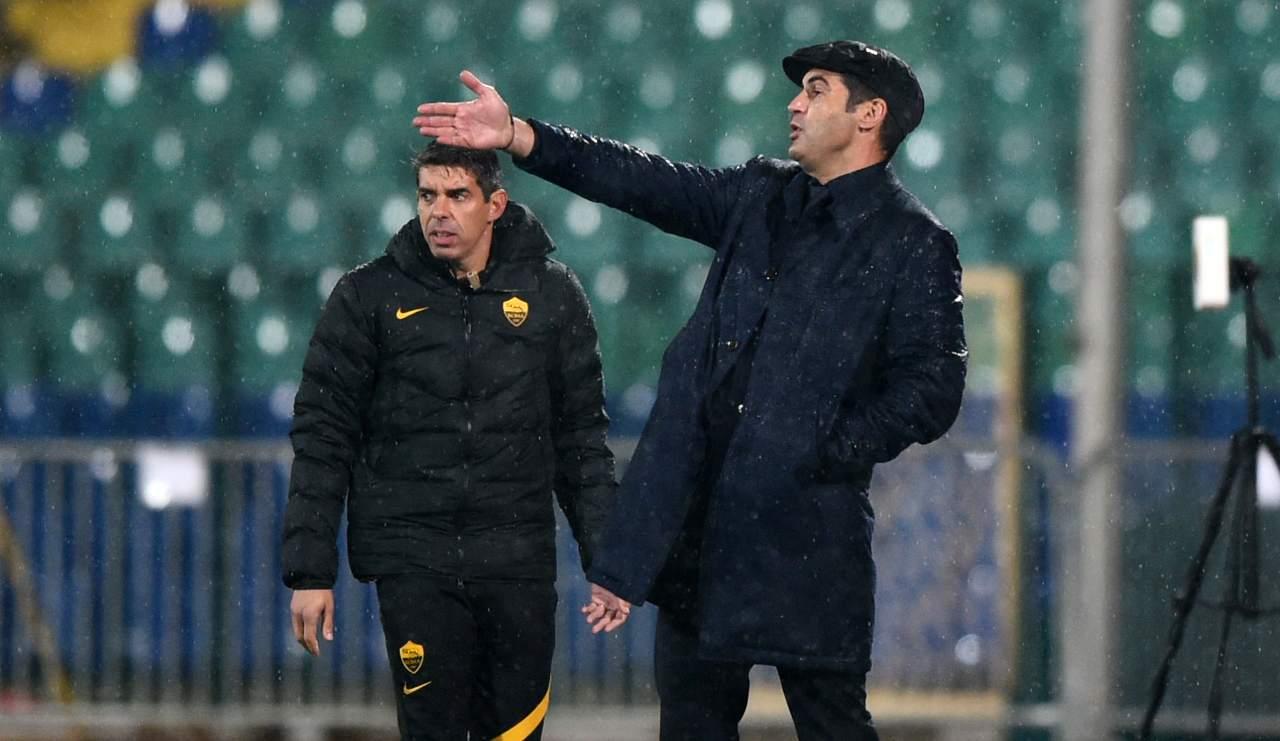 Calciomercato Roma Fonseca Mirante