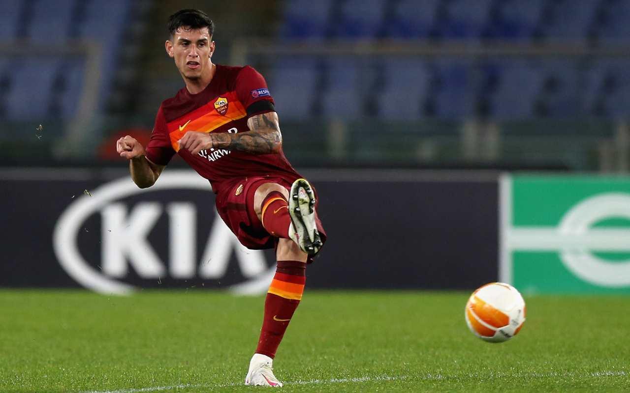Atalanta Roma Ibanez