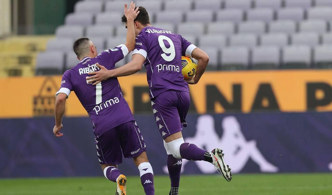 Calciomercato Roma Vlahovic