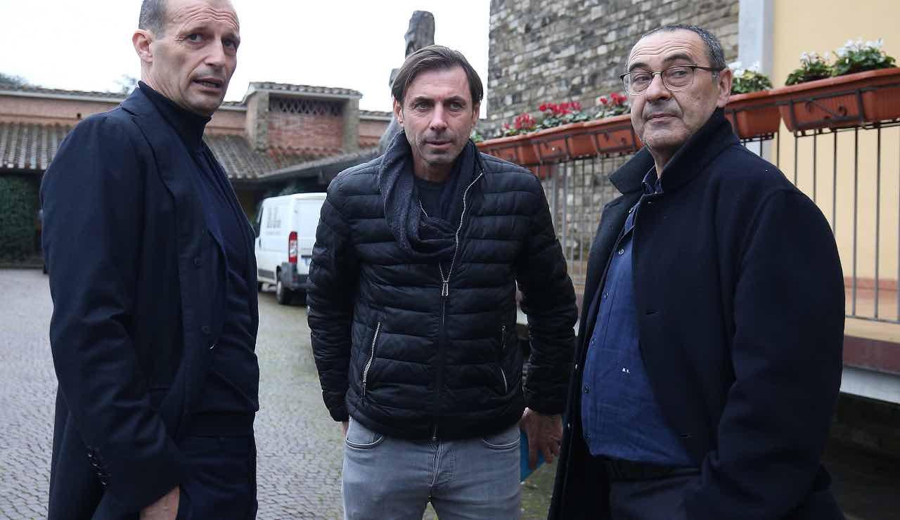 Calciomercato Roma, Allegri