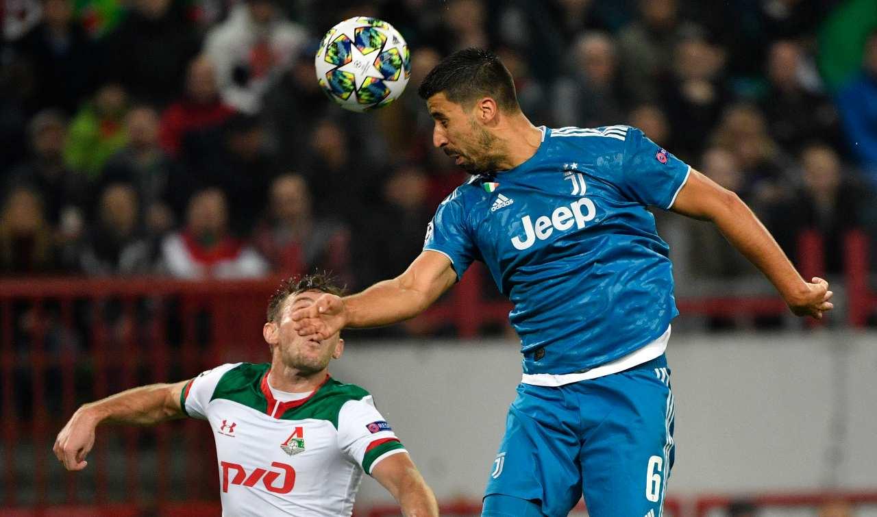 Calciomercato Roma, Dzeko alla Juve grazie a Khedira