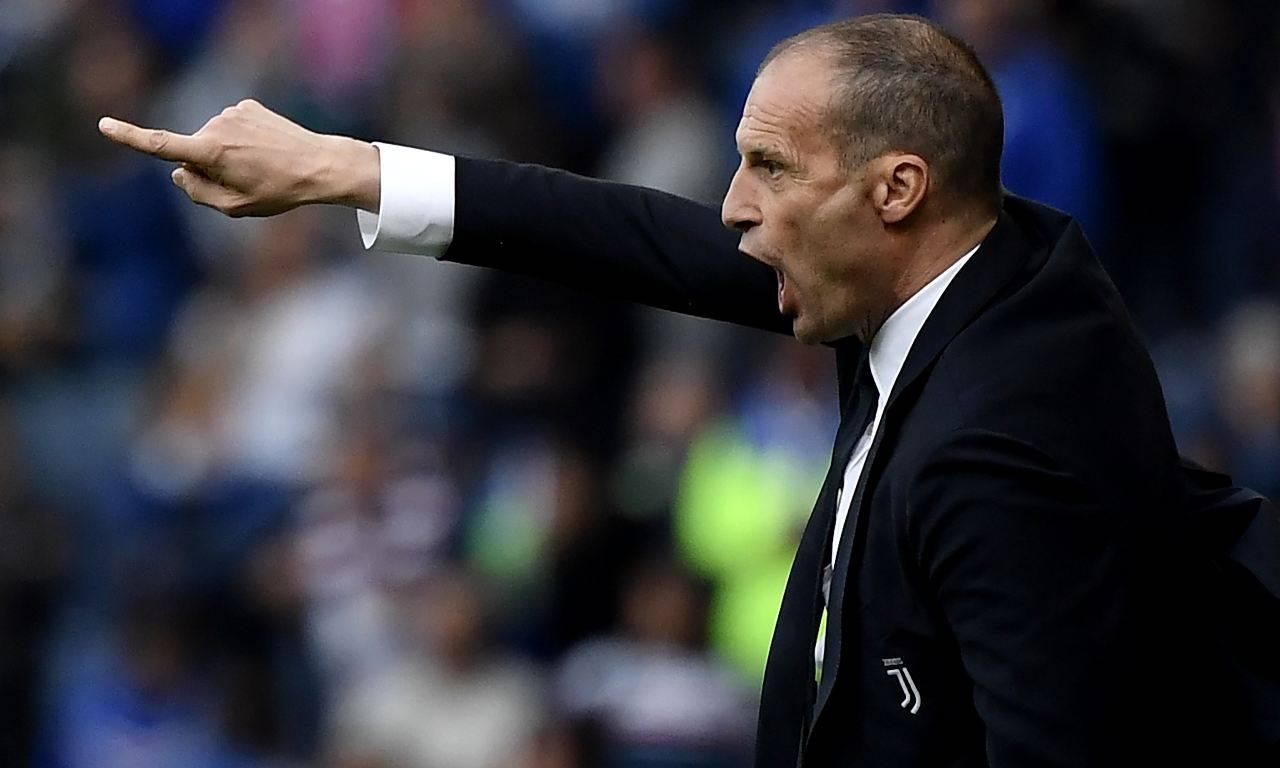 Calciomercato Roma, Moggi 'annuncia' Allegri