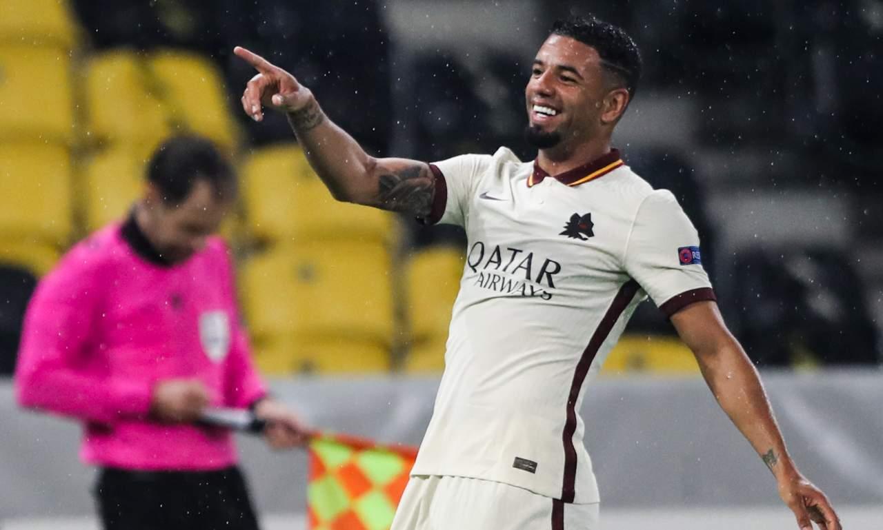 Calciomercato Roma, incontro tra Pinto e agente Bruno Peres