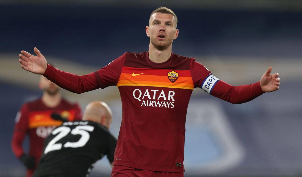 Calciomercato Roma, scambio Dzeko-Sanchez | Altro ostacolo