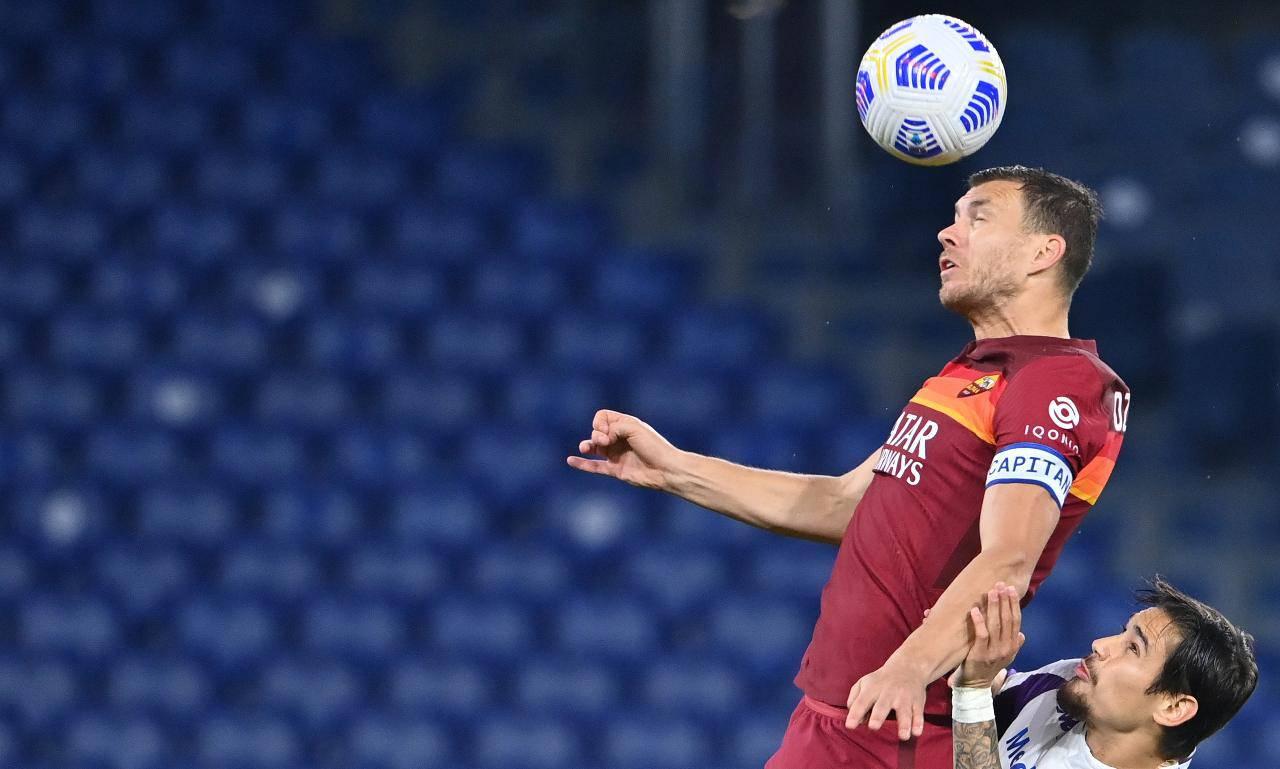 Calciomercato Roma, addio Dzeko | Offerta ufficiale e risposta