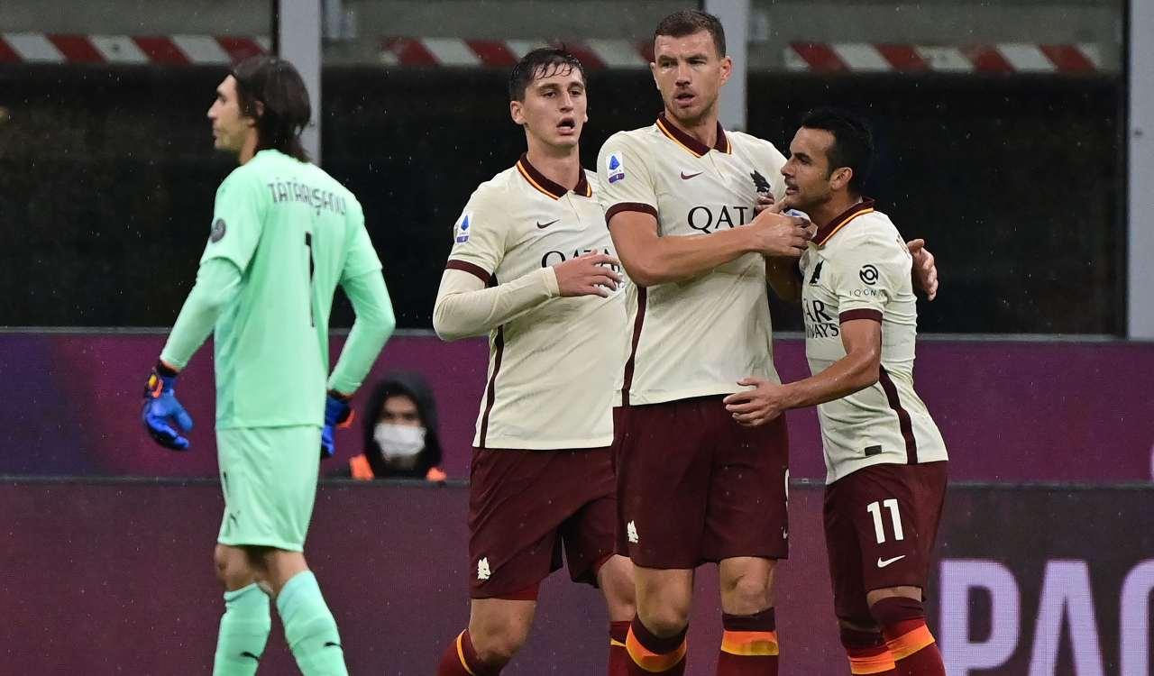 Calciomercato Roma, caso Dzeko | Un ex Serie A nel mirino