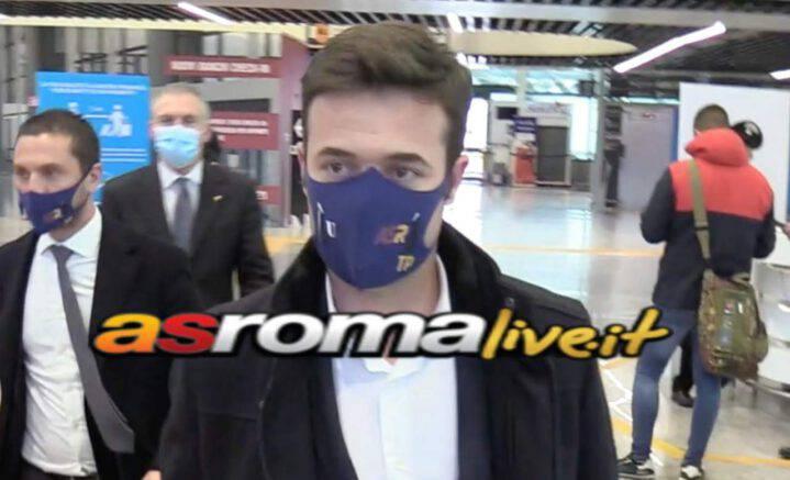 Calciomercato Roma, agente a Trigoria   Incontro con Pinto