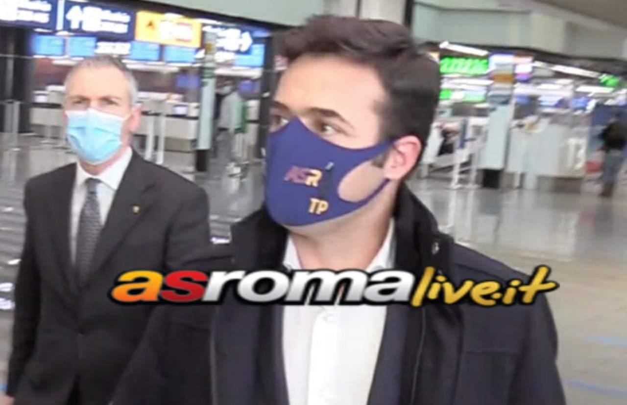 Calciomercato Roma, agente a Trigoria: incontro con Pinto