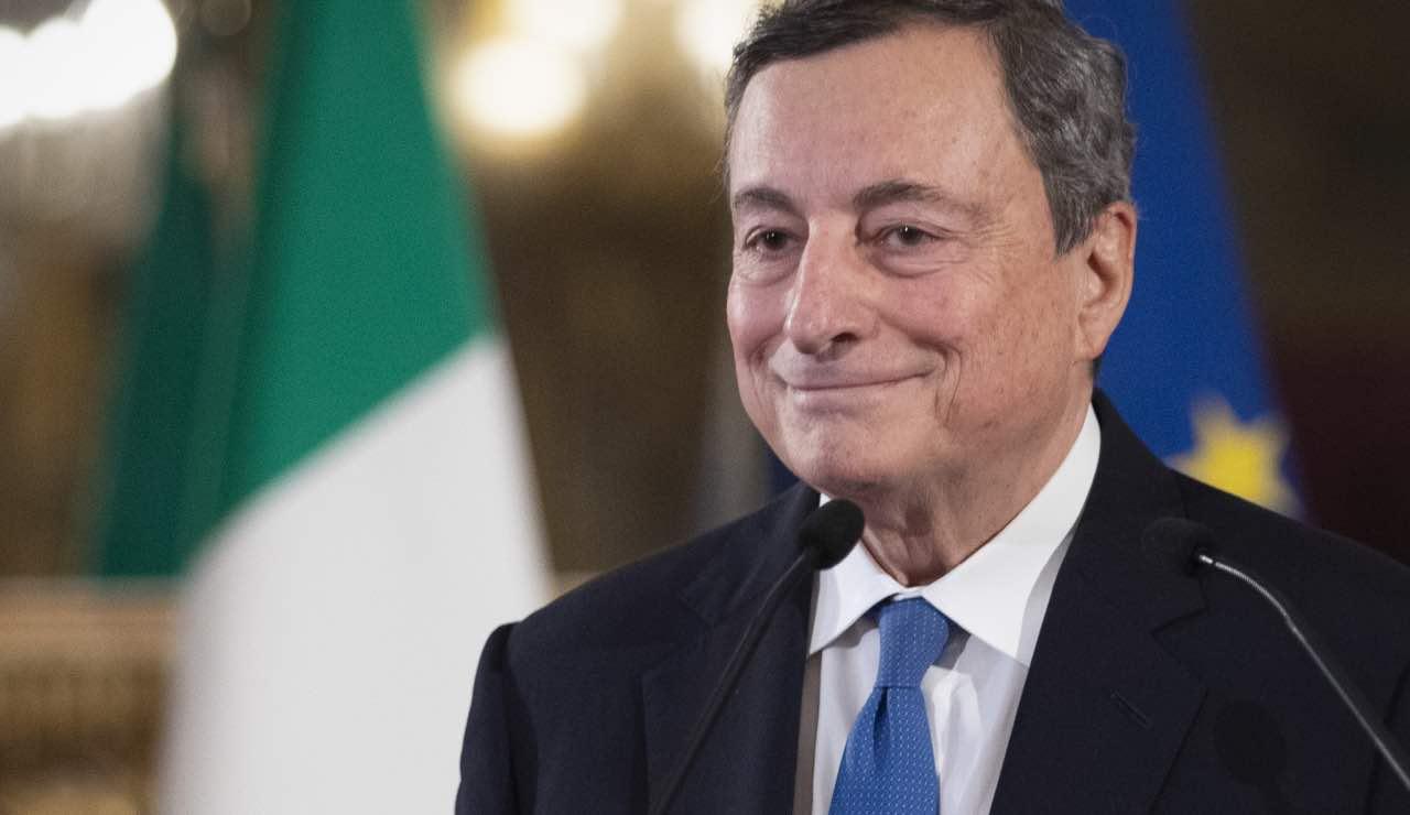 Europei, Draghi