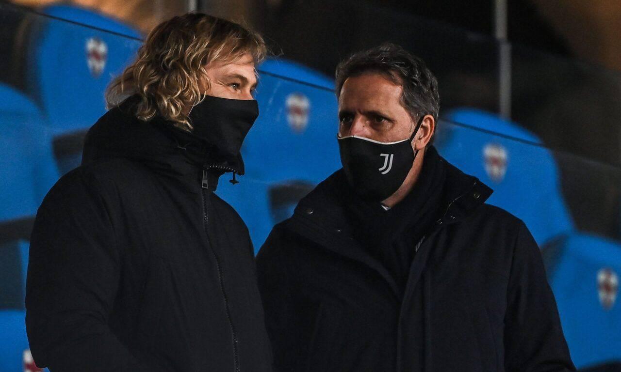 Calciomercato Roma, rientro alla Juve e offerto a Pinto