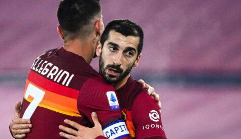 Calciomercato Roma mkhaitaryan