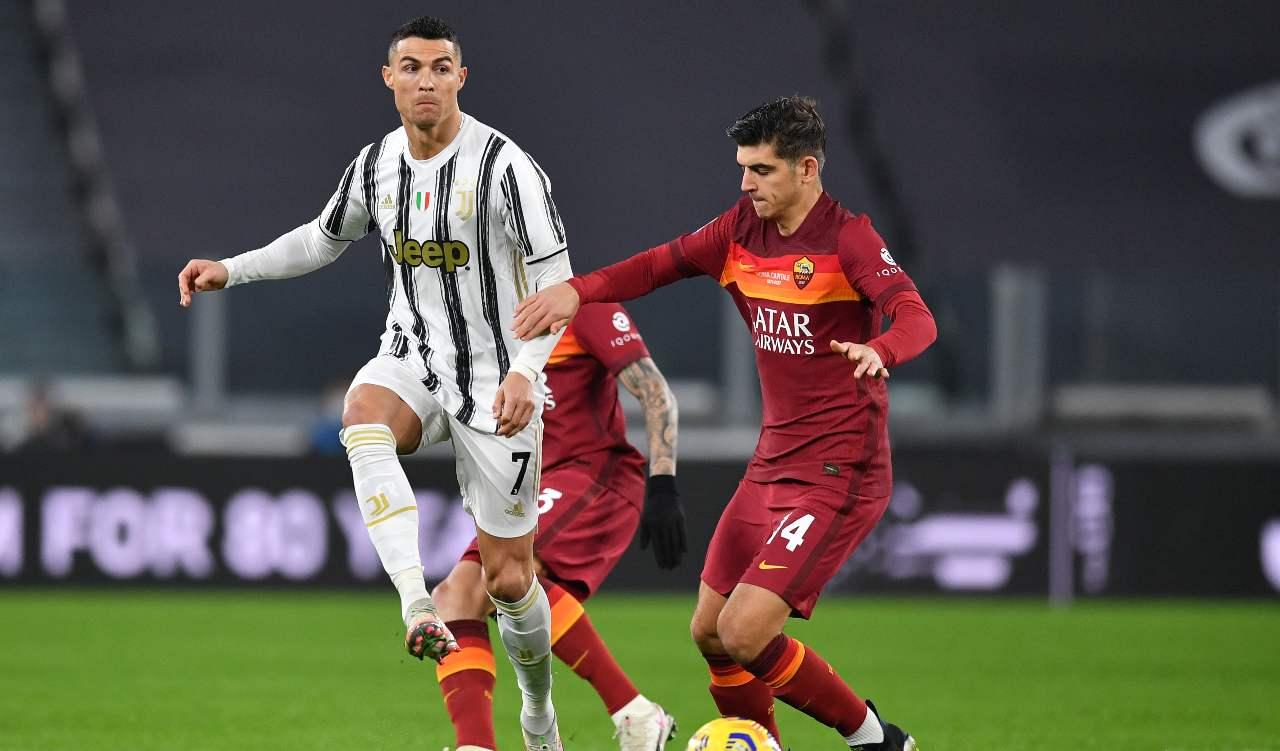 Voti Juventus-Roma, Villar positivo