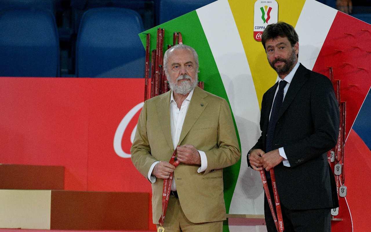 Rinvio Juve-Napoli, lettera della Roma alla Lega