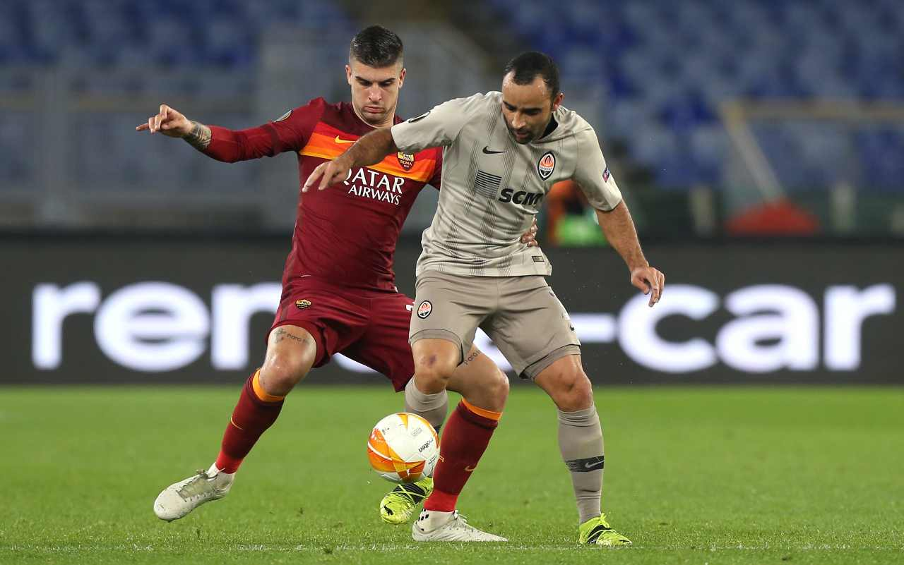 Voti Roma-Shakhtar, Mancini sontuoso