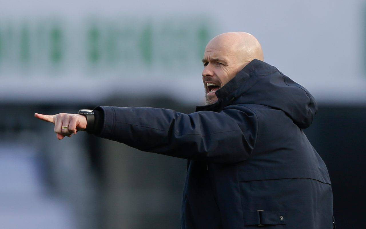 Calciomercato, ten Hag ha firmato: niente Tottenham