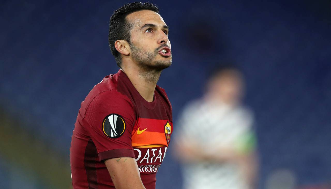 Calciomercato Roma, plusvalenza per Pedro
