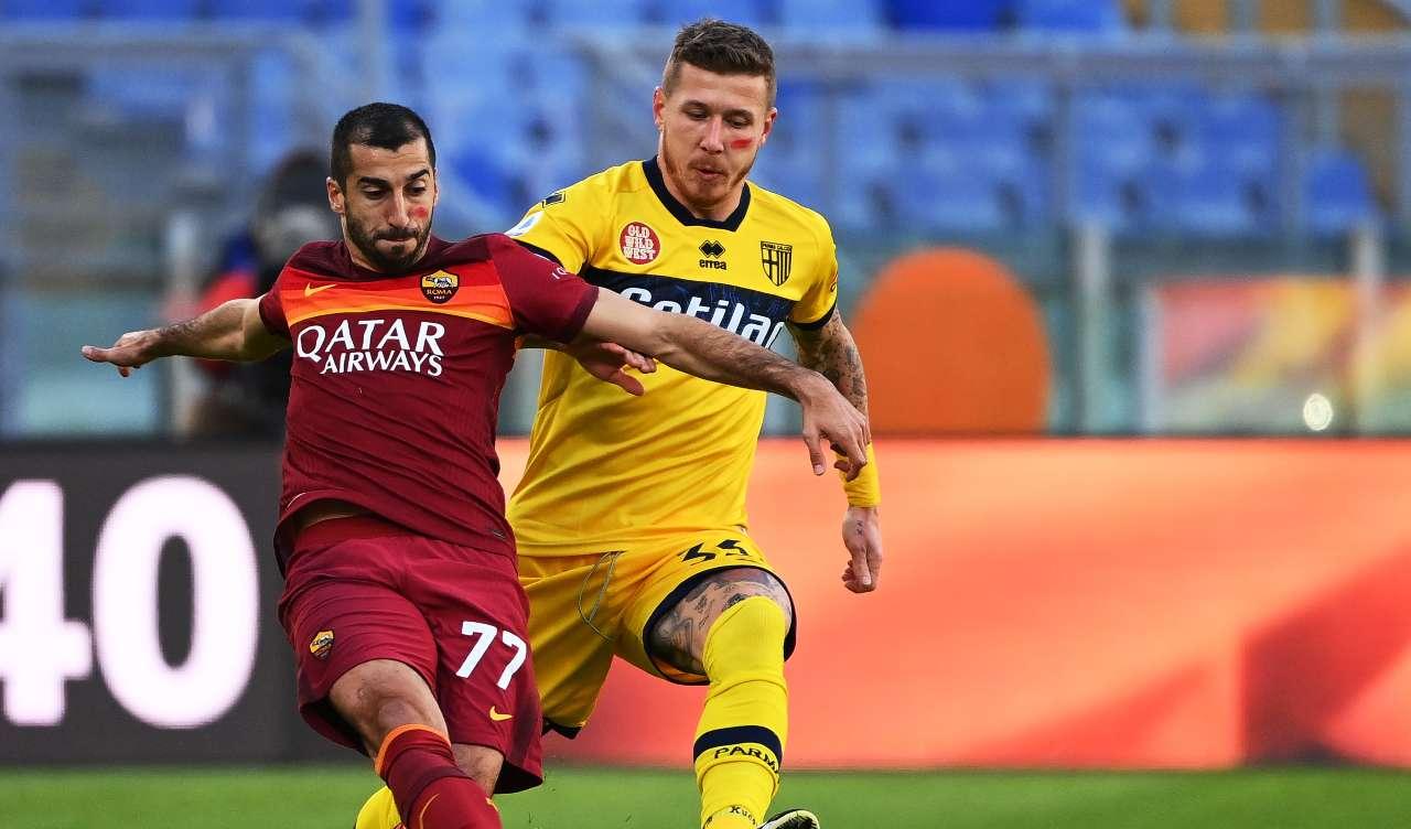 Calciomercato Roma, suggestione brasiliana se parte Mkhitaryan