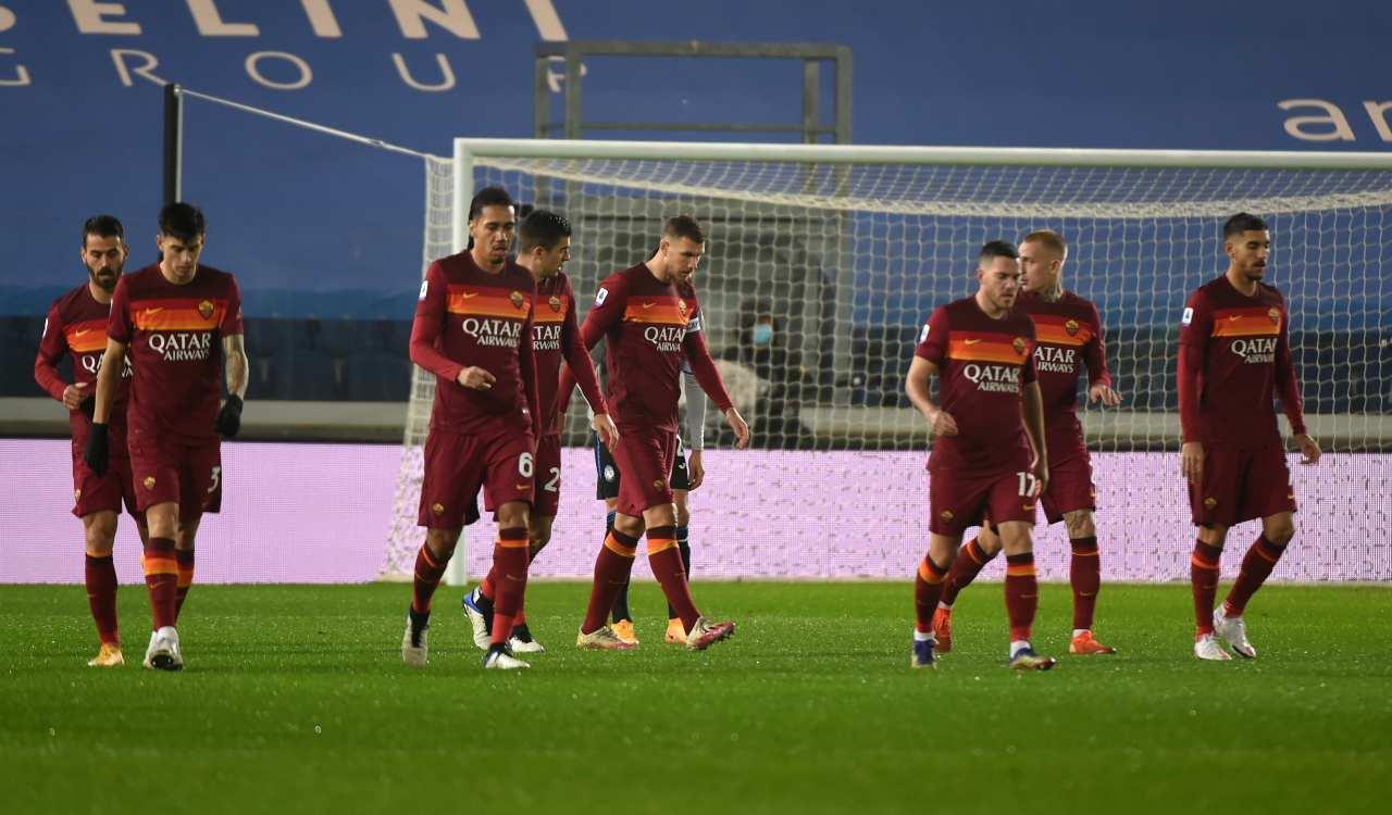 giocatori AS Roma