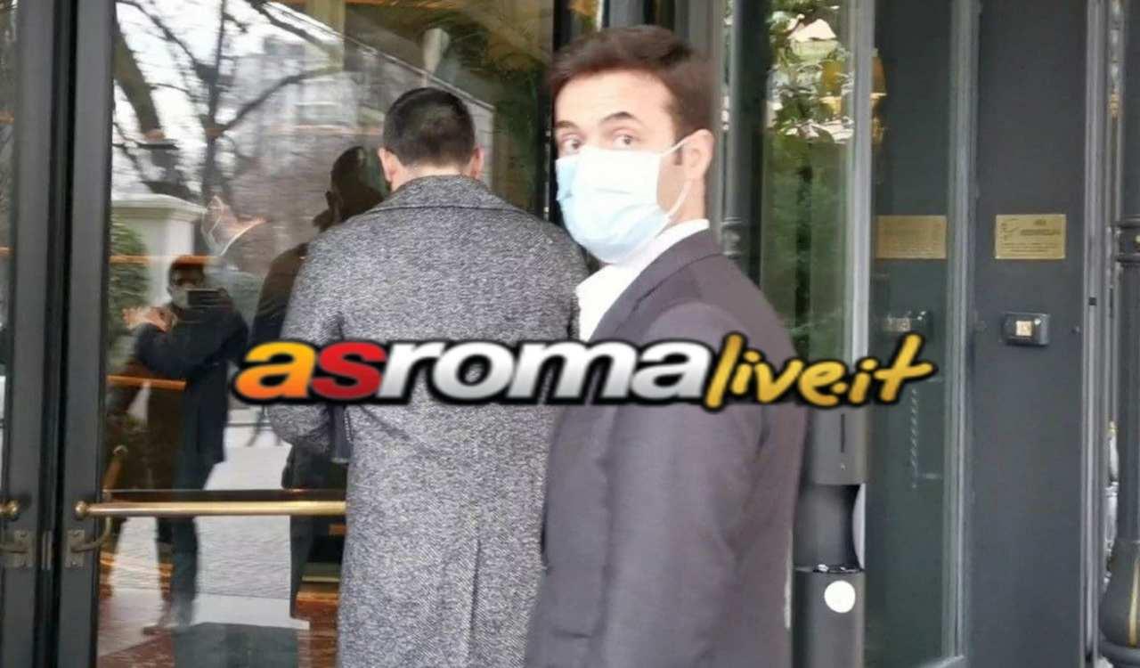 Calciomercato Roma, Pinto esulta | Scatta l'asta