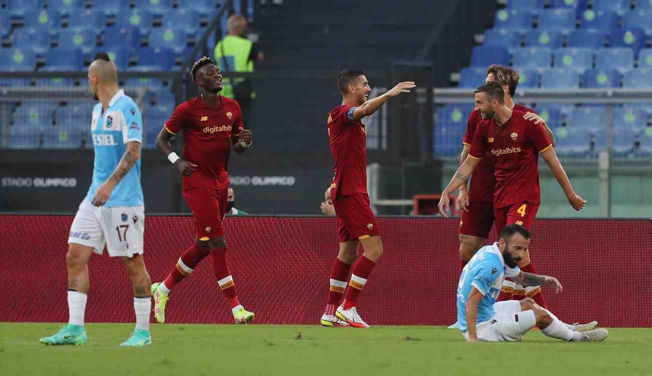 Roma Trabzonspor