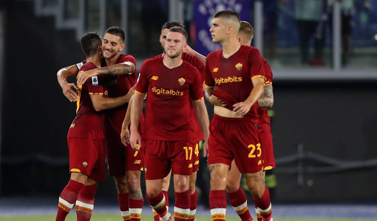 Voti Roma Fiorentina