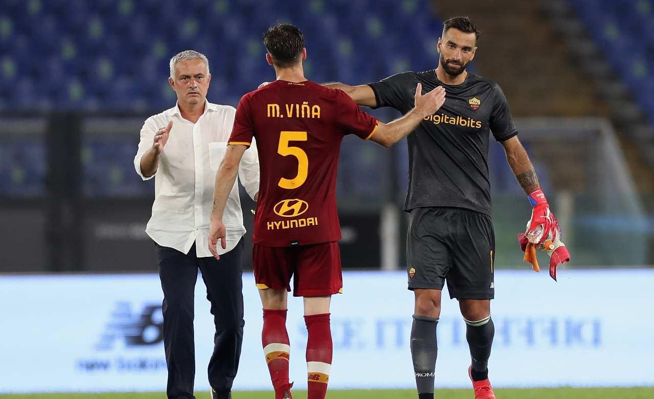 Calciomercato Roma, futuro Reynolds: le posizioni di Mourinho e Pinto